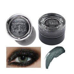 Max Factor Excess Shimmer Eyeshadow - Onyx