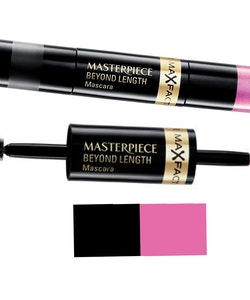 Max Factor Masterpiece Beyond Length Mascara - 110 Blazing Black/Pink