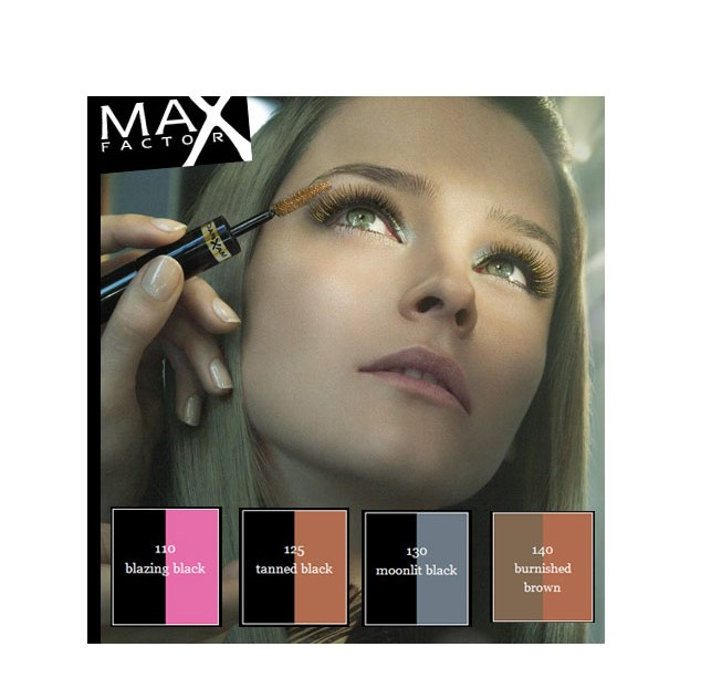 Max Factor Masterpiece Beyond Length Mascara - 140 Burnished Brown