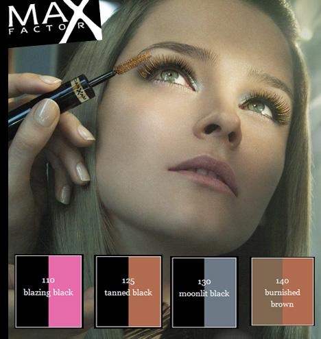 Max Factor Masterpiece Beyond Length Mascara - Tanned Black/Bronze