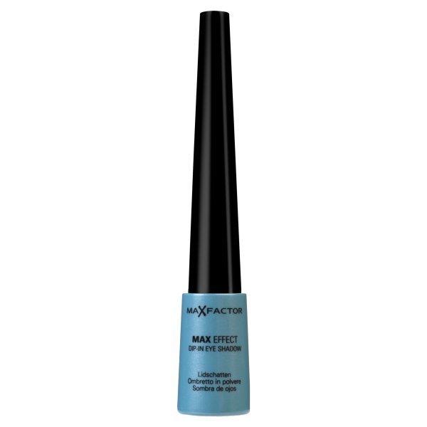 Max Factor Max Effect Dip-In-Eye Shadow-Moody Blue