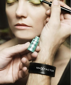 Max Factor Max Effect Dip-In-Eye Shadow-Party Lime
