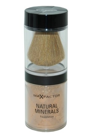 Max Factor Natural Minerals Foundation 10g - Golden