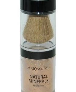 Max Factor Natural Minerals Foundation 10g - Golden