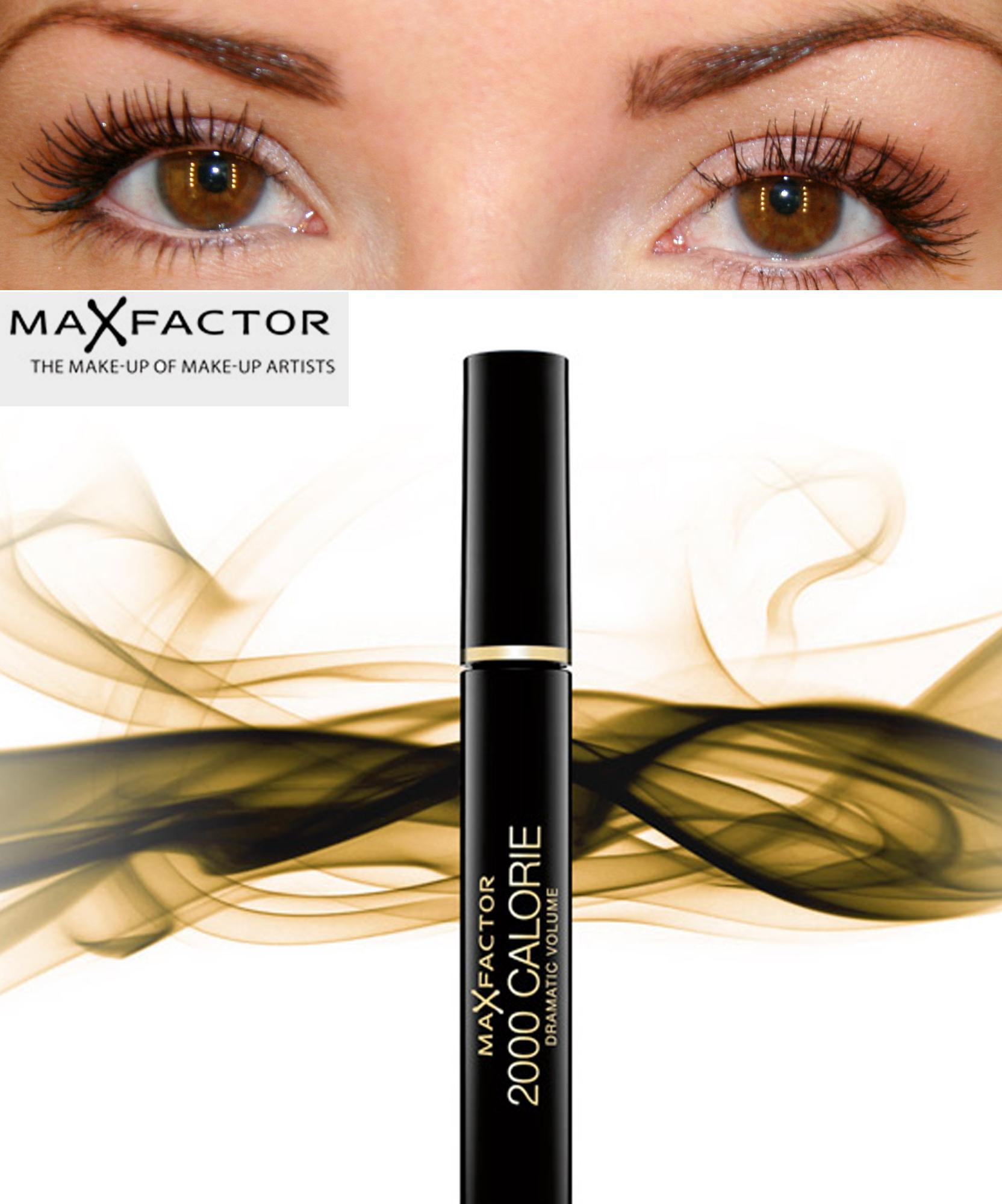 MaxFactorCalorie2000DramaticVolume Mascara - BlackBrown