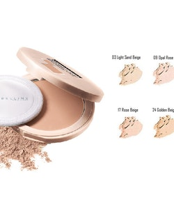 Maybelline Affinitone True-To-Skin Perfecting Powder- Rose Beige