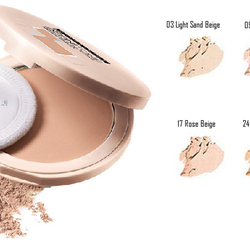 Maybelline Affinitone True-To-Skin Perfecting Powder-Dark Beige