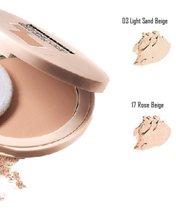 Maybelline Affinitone True-To-Skin Perfecting Powder-Golden Beige