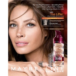 Maybelline Anti-Age Effect Lifter-2 in 1 Base+Make Up-40 Fawn