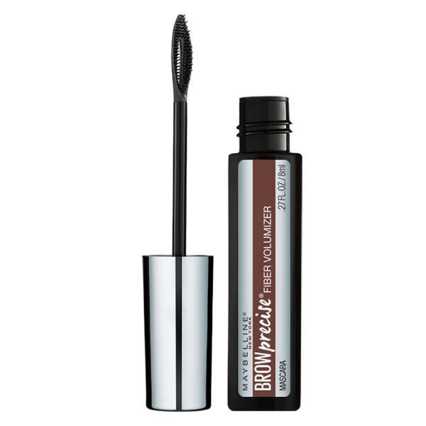 Maybelline Brow Precise Fiber Filler Brow Mascara-Medium Brown