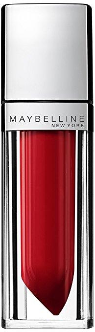 Maybelline Color Elixir Lip Lacquer - 505 Signature Scarlet