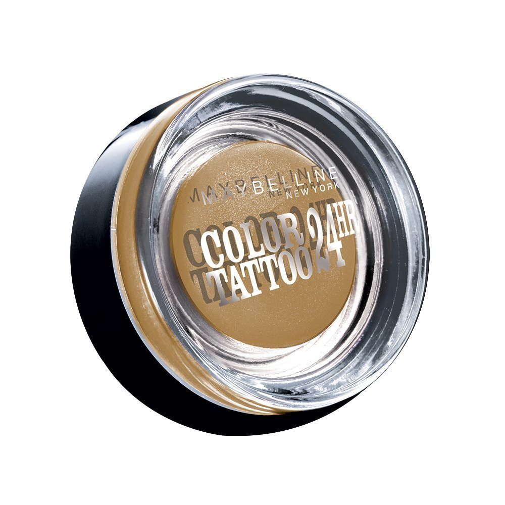 Maybelline COLOR TATTOO 24HR CREAM Gel Shadow - 05 Eternal Gold