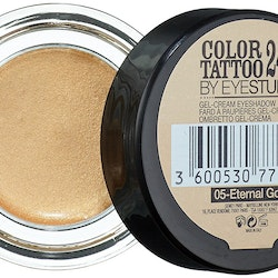 Maybelline COLOR TATTOO 24HR CREAM Gel Shadow - 05 Eternal Gold