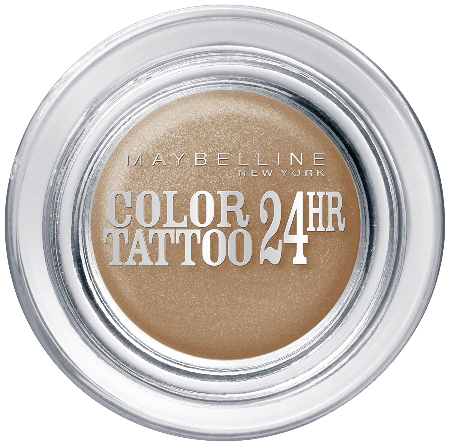 Maybelline COLOR TATTOO 24HR CREAM Gel Shadow - 35 On and on Bronze