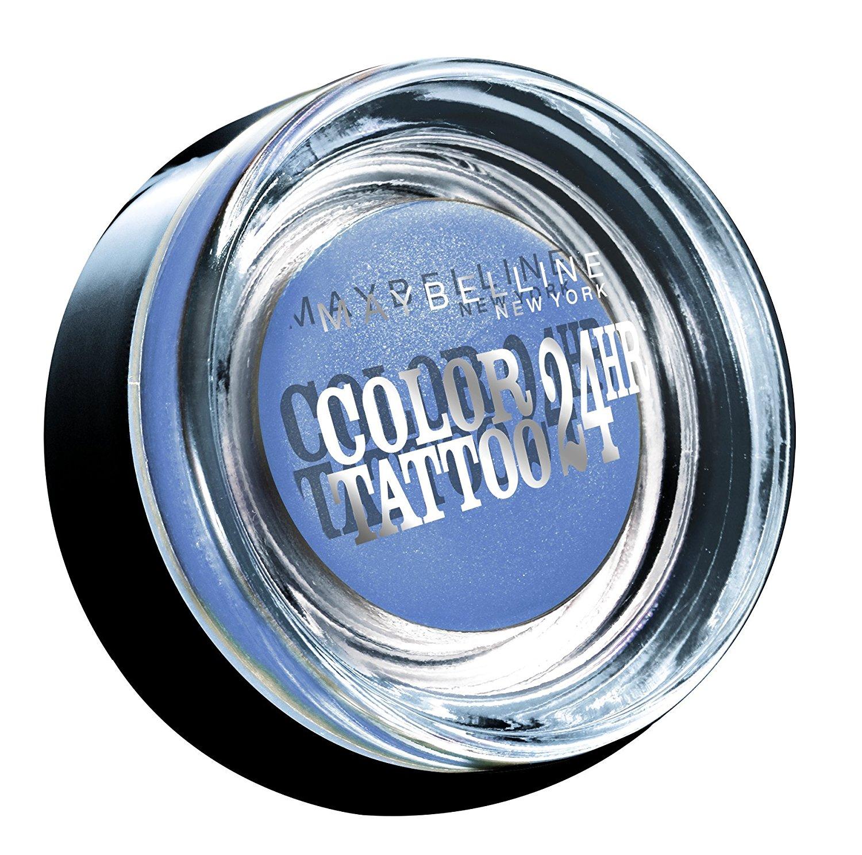 Maybelline COLOR TATTOO 24HR CREAM Gel Shadow - 87 Mauve Crush