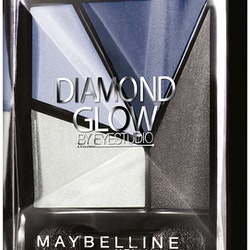 Maybelline Diamond Glow Pearl Quad Eye Shadow-03 Blue Drama
