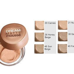 Maybelline Dream Matte Mousse Foundation - Sand