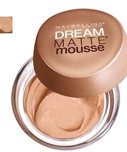 Maybelline Dream Matte Mousse Foundation SPF15 - Golden
