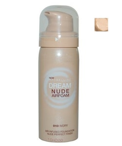 Maybelline Dream Nude Airfoam Foundation - 010 Ivory