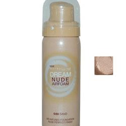 Maybelline Dream Nude Airfoam Foundation - 030 Sand