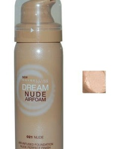 Maybelline Dream Nude Airfoam Foundation - 021 Nude