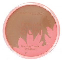 Maybelline Dream Sun Bronzing Powder + Blush - 10 Bronzed Tropics
