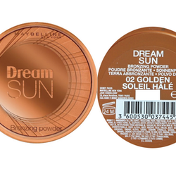 Maybelline Dream Sun Bronzing Powder Compacet - 02 Golden