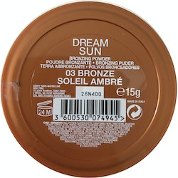 Maybelline Dream Sun Bronzing Powder Compacet - 03 Bronze