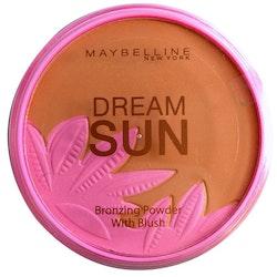 Maybelline Dream Sun Bronzing Powder With Blush - 08 Bronzed Paradise