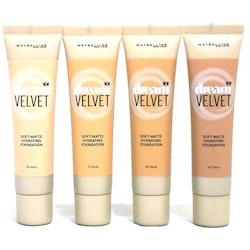 Maybelline Dream Velvet Soft-Matte Hydrating Foundation-30 Sand
