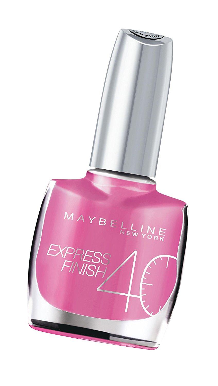 Maybelline Express Finish 40 seconds - 222 Fuchsia Fun