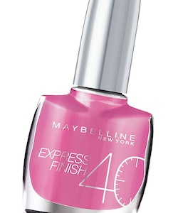 Maybelline Express Finish 40 seconds - 222 Fuchsia Fun