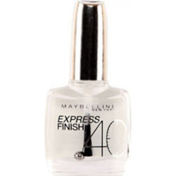 Maybelline Express Finish 40 seconds - 01 Transparent
