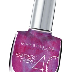 Maybelline Express Finish 40 seconds - 250 Deep Violet