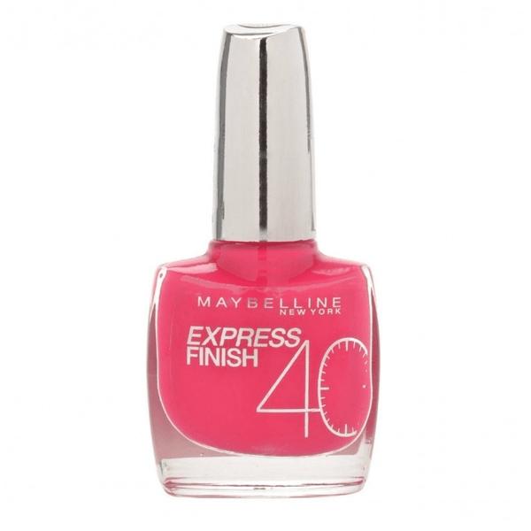 Maybelline Express Finish 40 seconds-Fuchsia