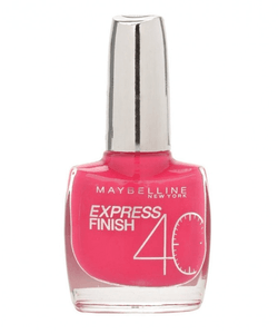 Maybelline Express Finish 40 seconds-Fuchsia