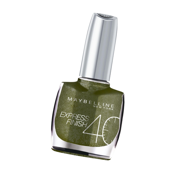 Maybelline Express Finish 40 seconds-Vert Kaki/Khaki Green