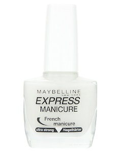 Maybelline Express Manicure French Manicure - 04 White