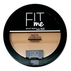 Maybelline Fit Me Matte & Poreless Pressed Powder - 130 Buff Beige