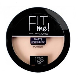Maybelline Fit Me Matte & Poreless Pressed Powder-128 Nude