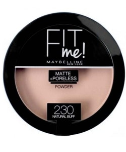 Maybelline Fit Me Matte & Poreless Pressed Powder-230 Natural Buff