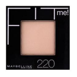 Maybelline Fit Me Powder -220 Nautral Beige