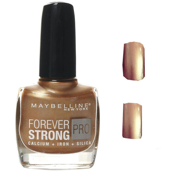Maybelline Forever Strong PRO METALLIC Polish-830 Espoir Bronze