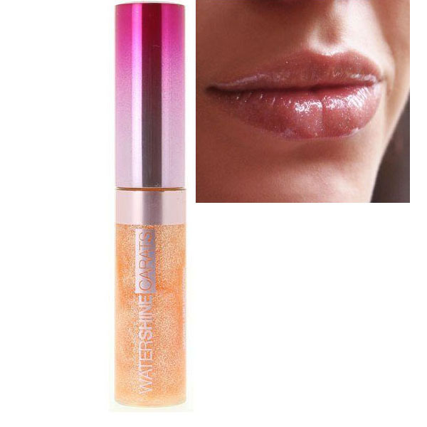 Maybelline Gemey Water Shine Lipgloss -613 Cosmic Coral