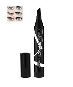 Maybelline Master Graphic Liquid Marker Eyeliner - Bold Black