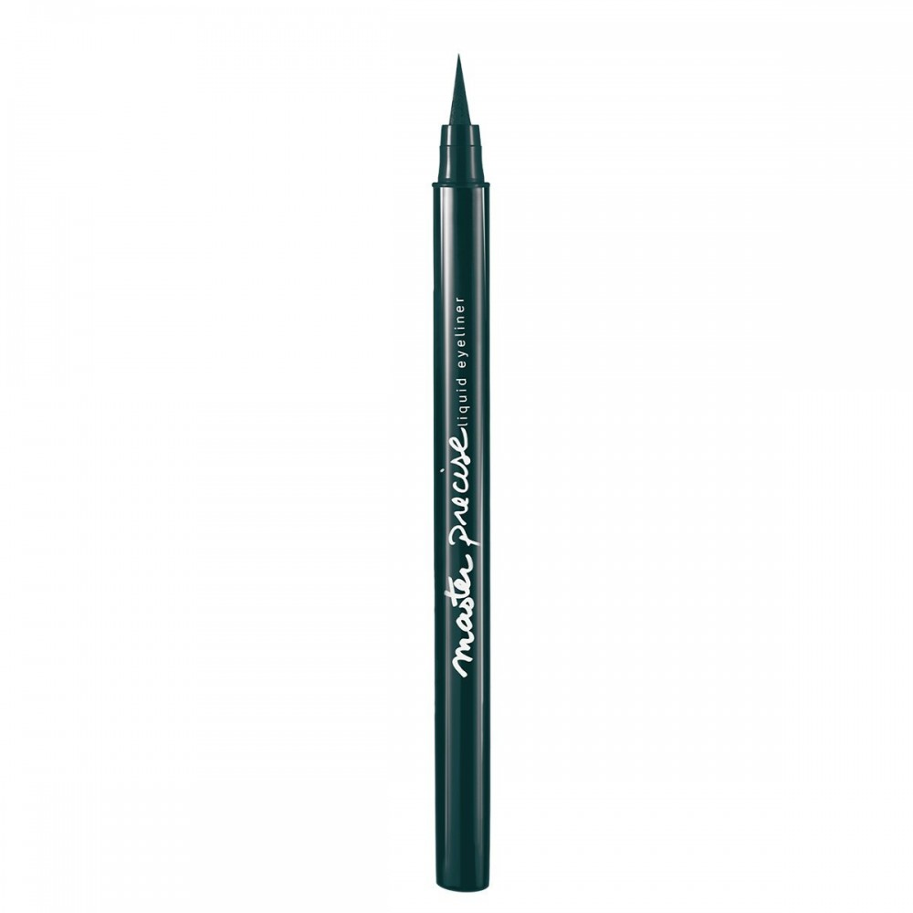 Maybelline Master Precise Liquid Eyeliner-Jungle Green