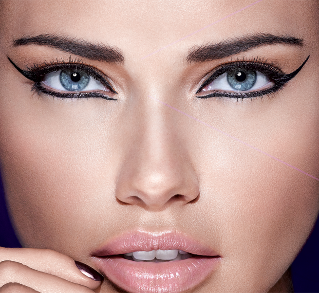 Maybelline Master Precise Liquid Ultra Tip Fine Eyeliner-Black