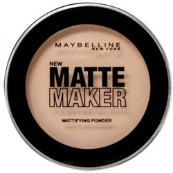Maybelline Matte Maker Mattifying Powder - 40 Pure Beige