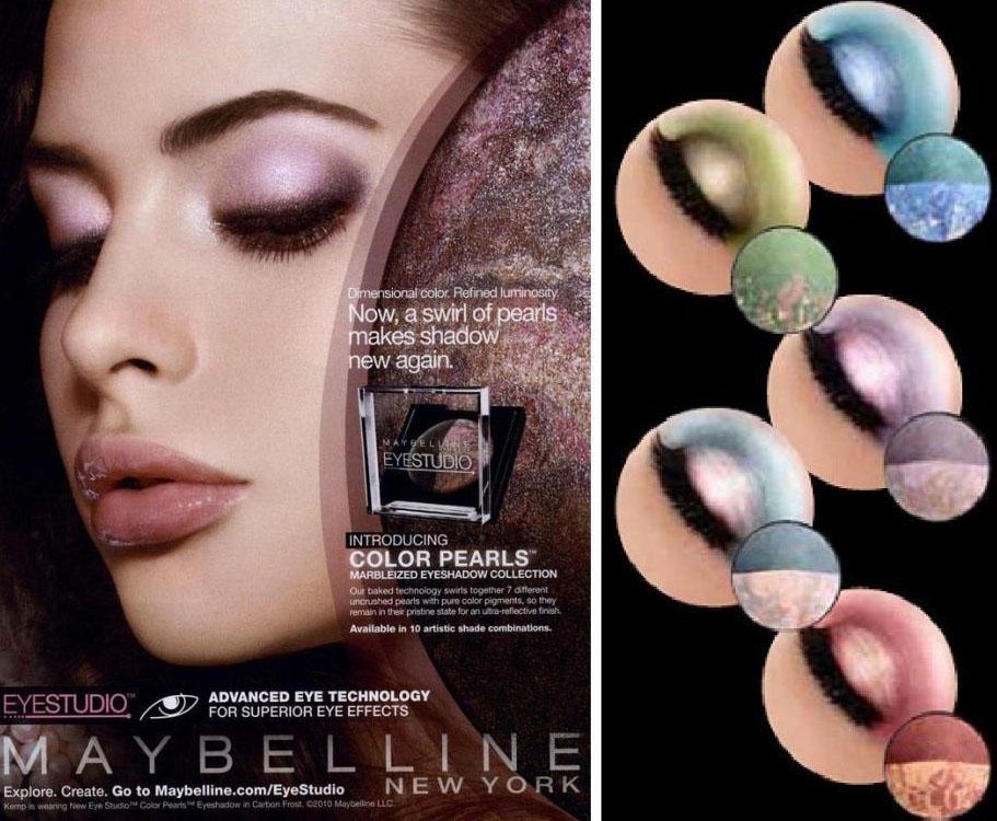 Maybelline Studio Hypercosmos Baked Duo Eyeshadow -Green Glam