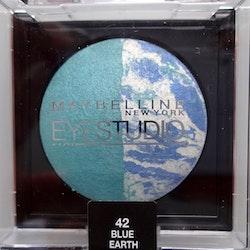 Maybelline Studio Hypercosmos Baked Duo-Ögonskugga Blue Earth